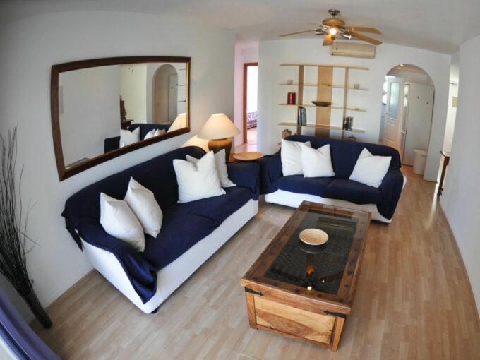 Comfort in Cala Nova